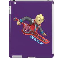 Shulk iPad Case/Skin
