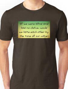 Fight Bias Unisex T-Shirt