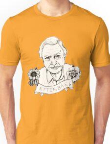 David Attenborough - AttenBae Original Sketch Unisex T-Shirt
