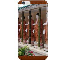 Buddhas iPhone Case/Skin