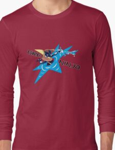 Greninja Long Sleeve T-Shirt
