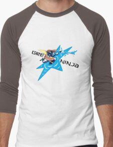 Greninja Men's Baseball ¾ T-Shirt