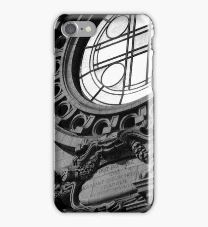 """cathedral 0.2"" iPhone Case/Skin"