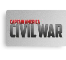 Captain America-Civil War Canvas Print