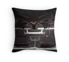 a lifting symmetry Throw Pillow