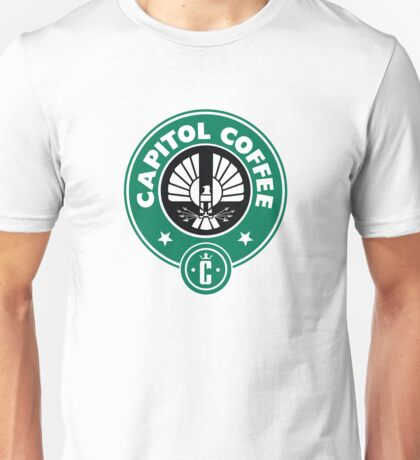 Capitol Coffee Unisex T-Shirt