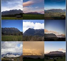 Mount Roland Montage by Kelly Slater