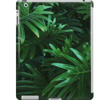 Jungle Leaves iPad Case/Skin