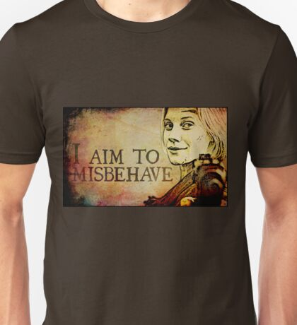 Starbuck has a Browncoat Moment Unisex T-Shirt