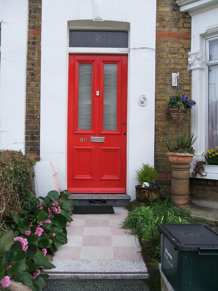 red door by bethross