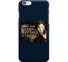 BSG meets Firefly! iPhone Case/Skin