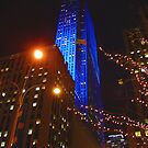 New York City at Night by APhillips
