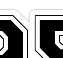 CLIFFORD 95 (Black) Sticker
