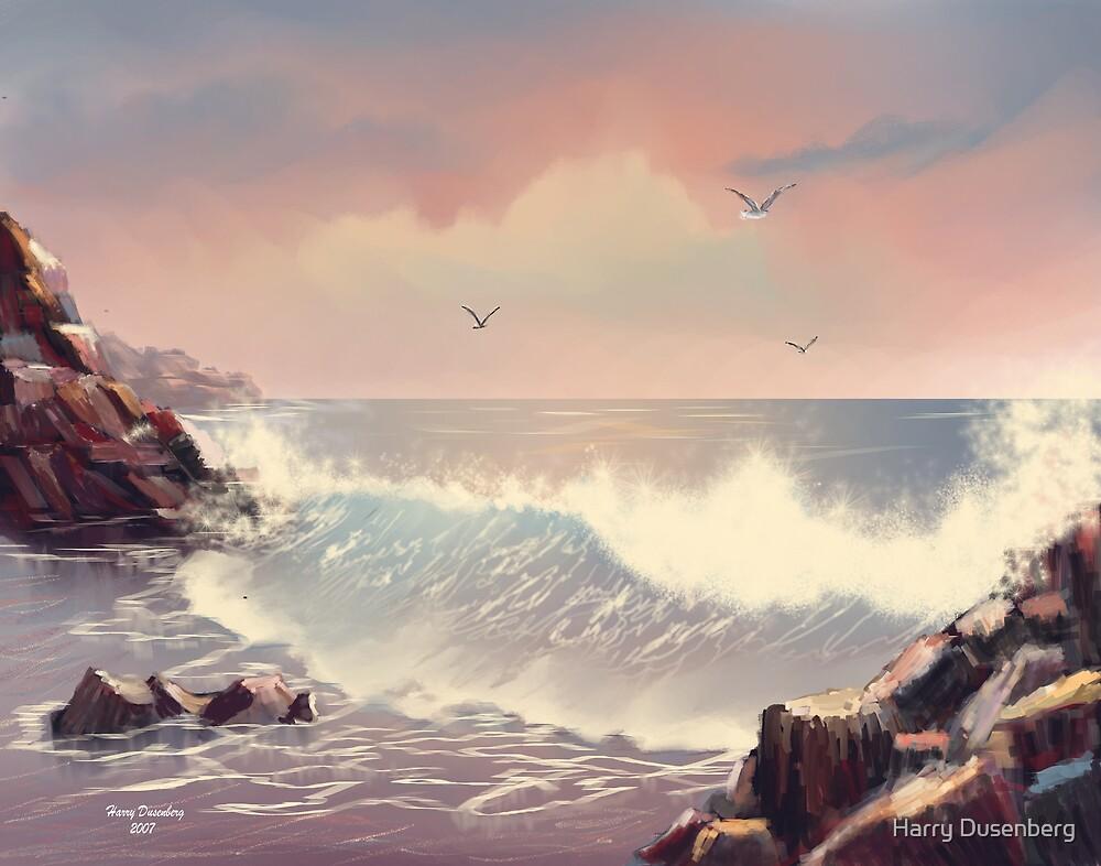 Seascape 7 by Harry Dusenberg