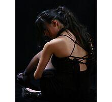 Ice Asia Photographic Print
