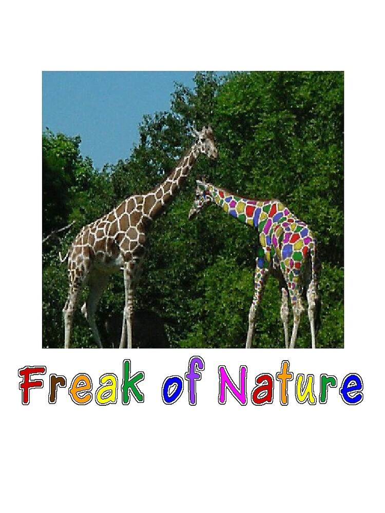 Freak of Nature by kurtmarcelle
