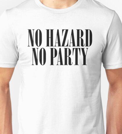 Chelsea FC - No Hazard No Party Unisex T-Shirt
