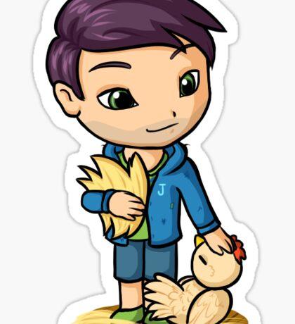 Shane Sticker