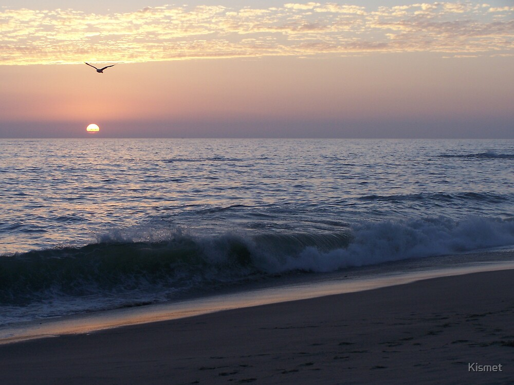 Laguna Sunset by Kismet