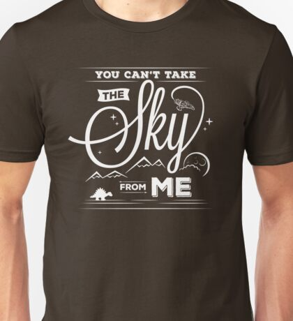 Flying Under the Stars Unisex T-Shirt