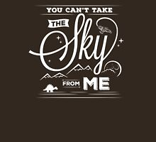 Flying Under the Stars Unisex T-Shirt