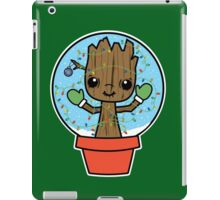 Rockin' Around the Grootmas Tree iPad Case/Skin