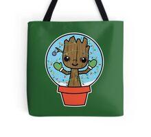 Rockin' Around the Grootmas Tree Tote Bag