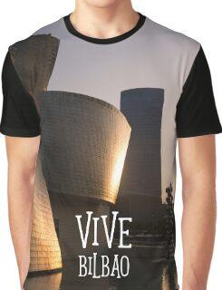 VIVE BILBAO. Del País Vasco con amor Graphic T-Shirt