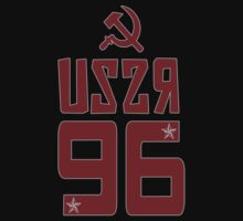 USSR 96 by Mark Wilson