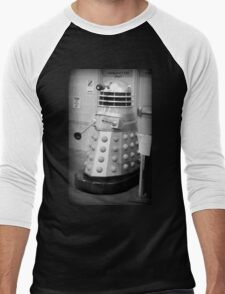 Old Fashioned Dalek Men's Baseball ¾ T-Shirt