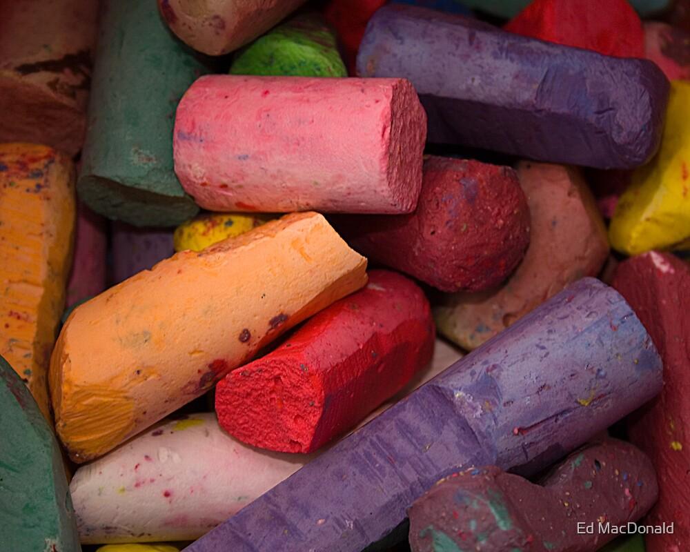Chalk by Ed MacDonald