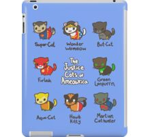 The Justice Cats of Ameowrica iPad Case/Skin