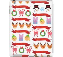 Cute Christmas  iPad Case/Skin