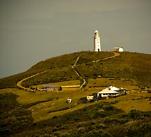 Cape Bruny Lighthouse by Kelly McGill