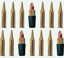 Lipsticks and Bullets by Megan  Koth