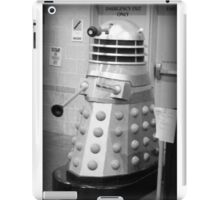 Old Fashioned Dalek iPad Case/Skin