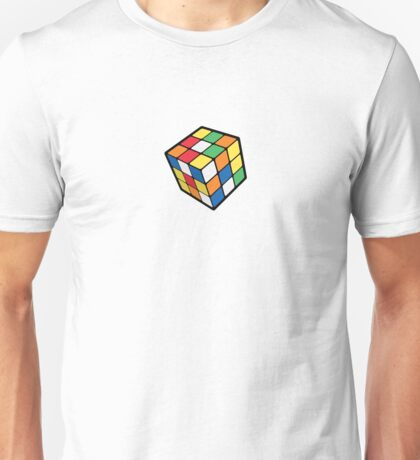 Impossible! Puzzle Cube Unisex T-Shirt