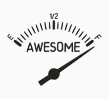 So Full of Awesome Gauge by TheShirtYurt