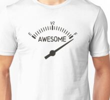 So Full of Awesome Gauge Unisex T-Shirt