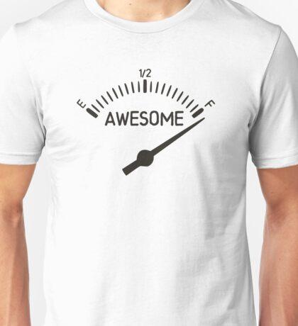 So Full of Awesome Gauge Unisex T-Shirt