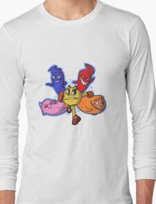 Ghost Gang Long Sleeve T-Shirt
