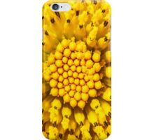 Yellow Floral iPhone Case/Skin