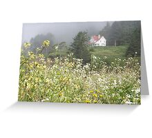 Keeper's House Greeting Card