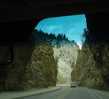 Gateway through the Rockies by Patricia McKinnon