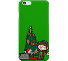 Christmas Doctor! Christmas! iPhone Case/Skin