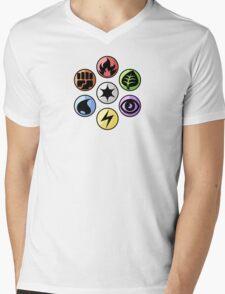 Pokémon TCG (Shaded) Mens V-Neck T-Shirt