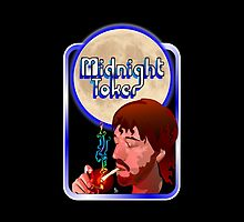 The Midnight Toker by Bob Overstreet