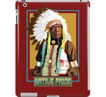 Native pride - 1 iPad Case/Skin