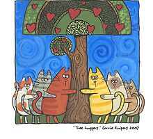 Tree Huggers by Corrie Kuipers