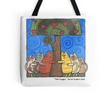 Tree Huggers Tote Bag